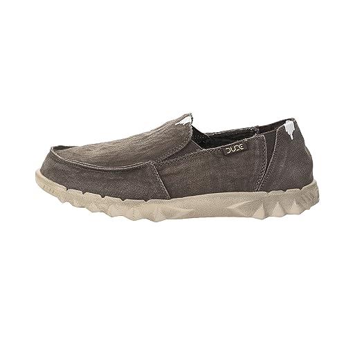Dude Shoes Hombres de Farty Lavar con Deslizamiento de Lodo EN/Mula: Amazon.es: Zapatos y complementos