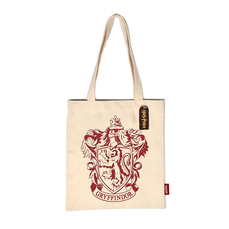Harry Potter Shopping Bag Gryffindor Crest Half Moon Borse Funko