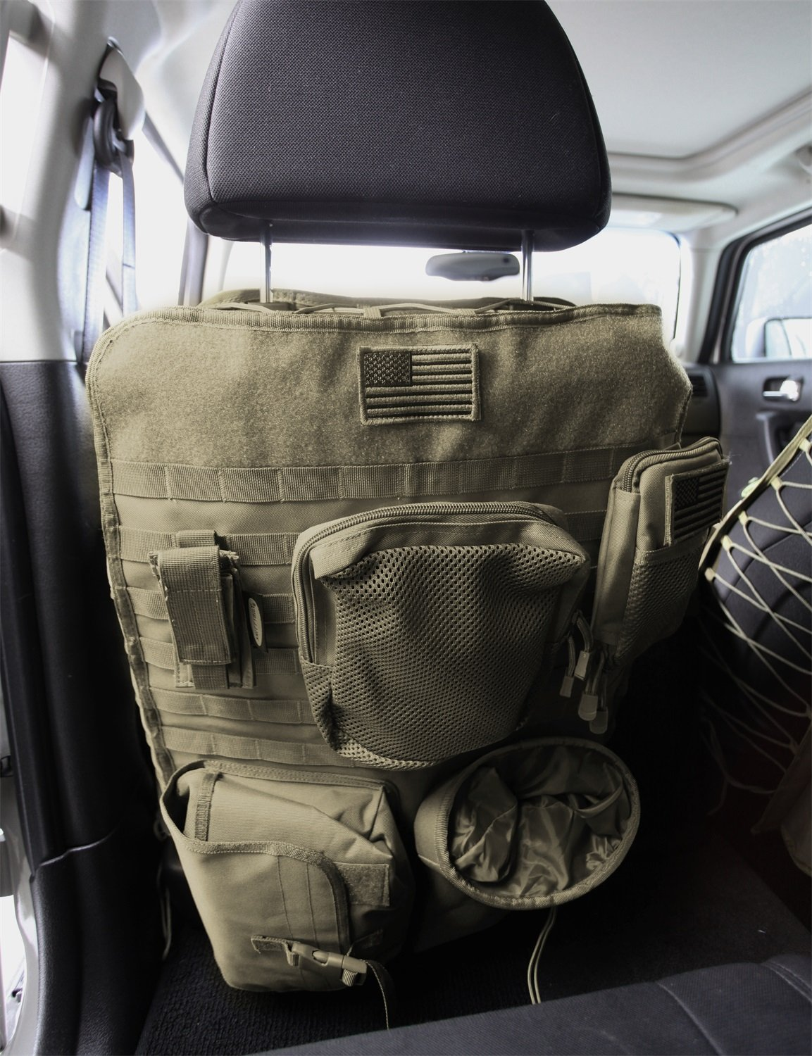 Amazon Smittybilt 5661031 GEAR OD Green Front Seat Cover Automotive