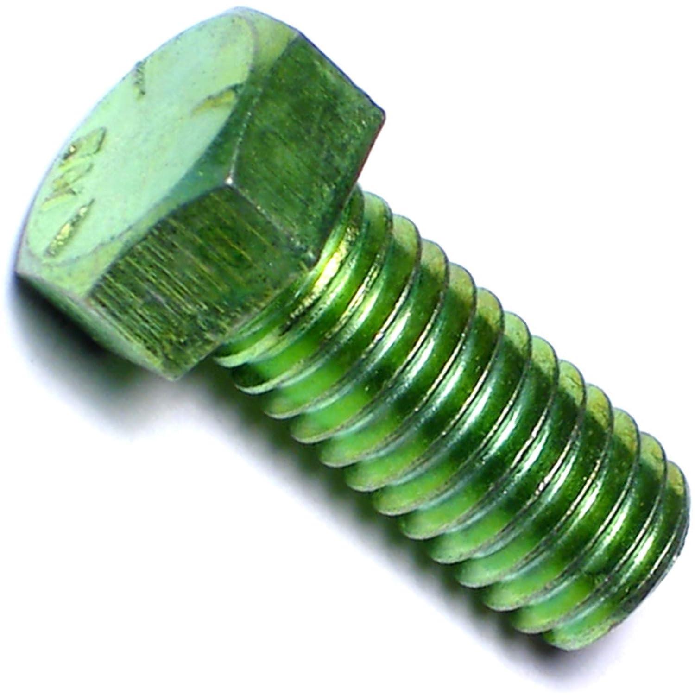 Hard-to-Find Fastener 014973375775 Grade 5 Coarse Hex Cap Screws 7//16-14 x 1 Piece-170