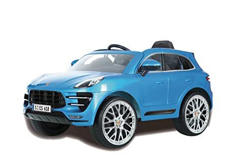 Rollplay Porsche Macan Turbo SUV; 12 V; RC