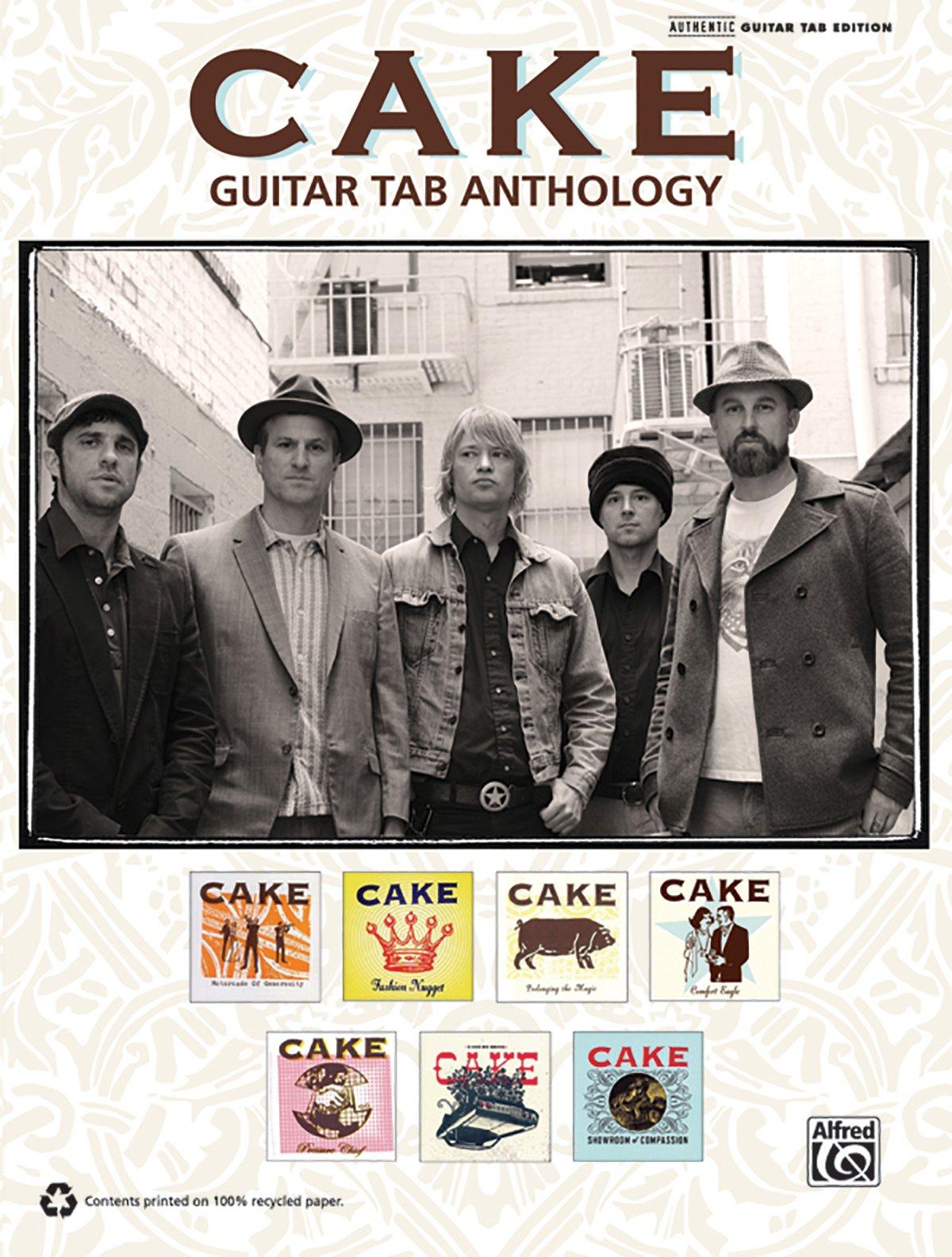cake-guitar-tab-anthology