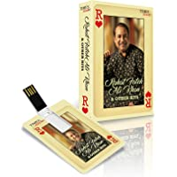 Music Card - Rahat Fateh Ali Khan and Other Hits (320 kbps MP3 Audio) (4 GB)