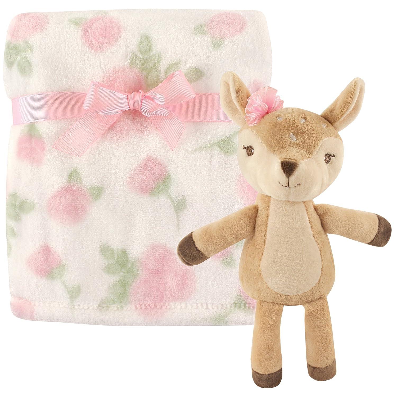Amazon.com: Hudson - Juego de manta y juguete de felpa para ...