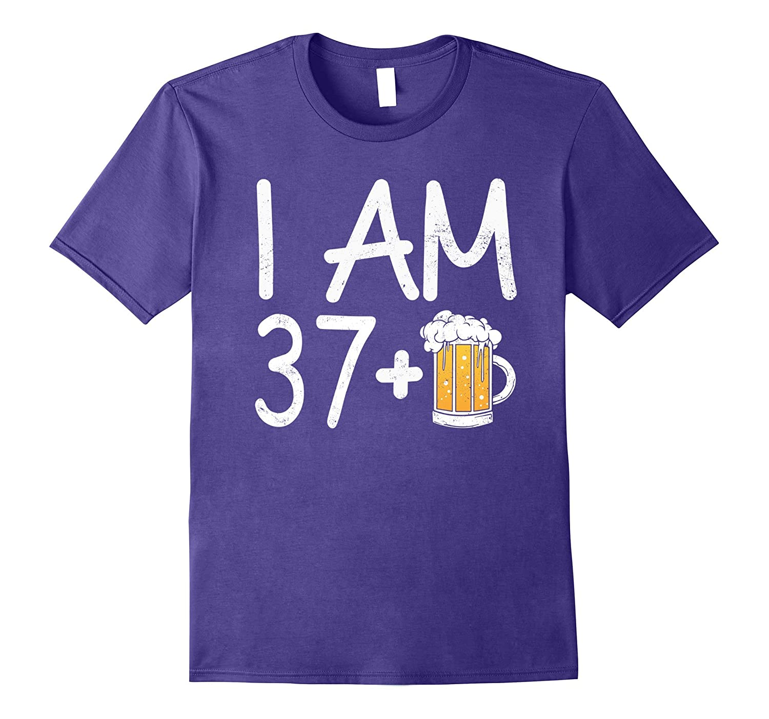 37th Birthday Born In 1980 T-Shirt Im 37 Years Old-PL
