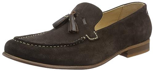 Hudson London Bernini, Mocasines para Hombre: Amazon.es: Zapatos y complementos