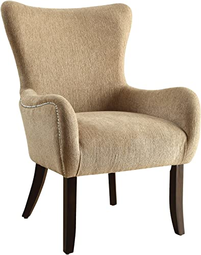 Deal of the week: Coaster 902503-CO Wing Back Accent Chair