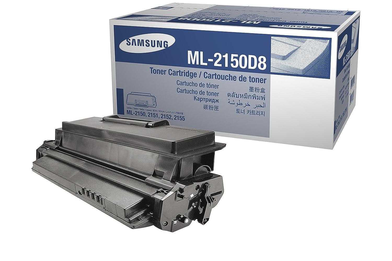 Samsung ML-2150D8 8000páginas Negro tóner y Cartucho láser - Tóner ...