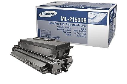Samsung ML-2150D8 8000páginas Negro tóner y Cartucho láser ...