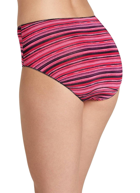 Jockey Womens No Panty Line Promise Tactel Hip Brief