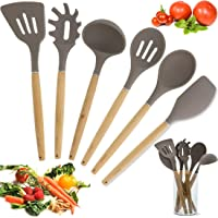 Amazon Best Sellers: Best Cooking Utensil Sets