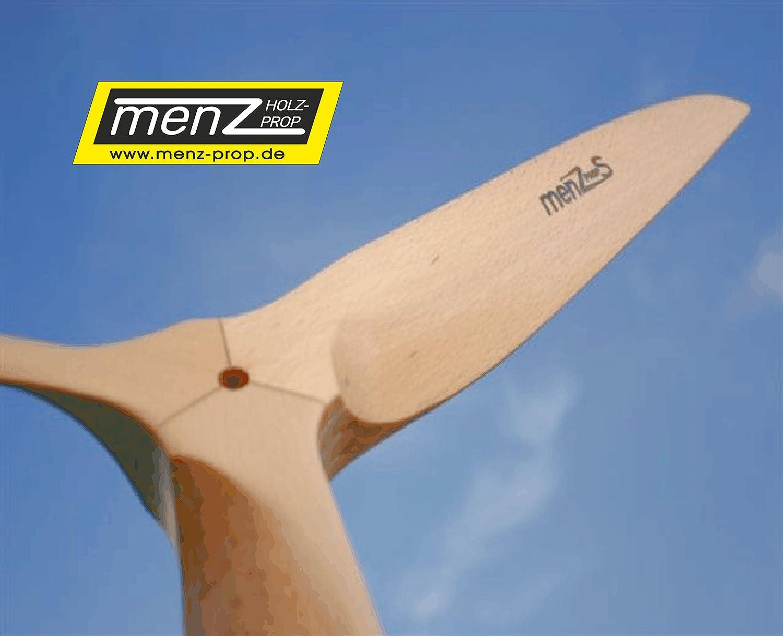 Menz S Holzpropeller 3-Blatt 27x10