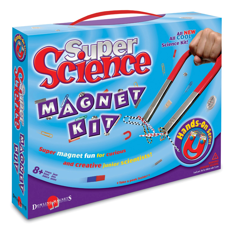 Amazon.com: Super Science Magnet Kit.: Industrial & Scientific