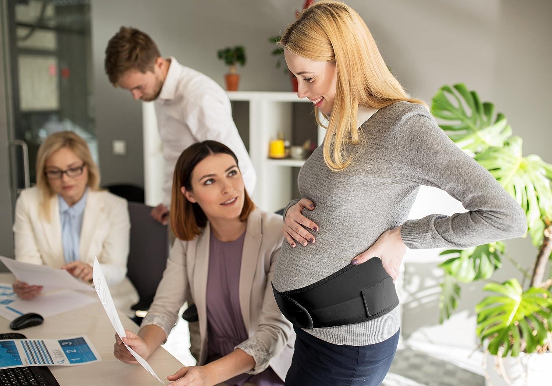 TOROS-GROUP Bauchband schwangerschaft mit verst/ärkungen