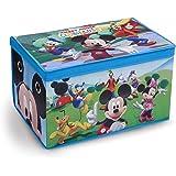Delta Children Mickey Mouse Plegable - Caja de juguetes, unisex