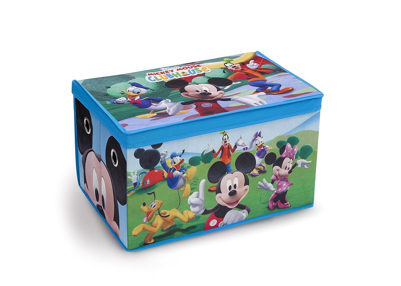 Delta Children, Contenitore portagiochi in tessuto Winnie the Pooh TB84987WP