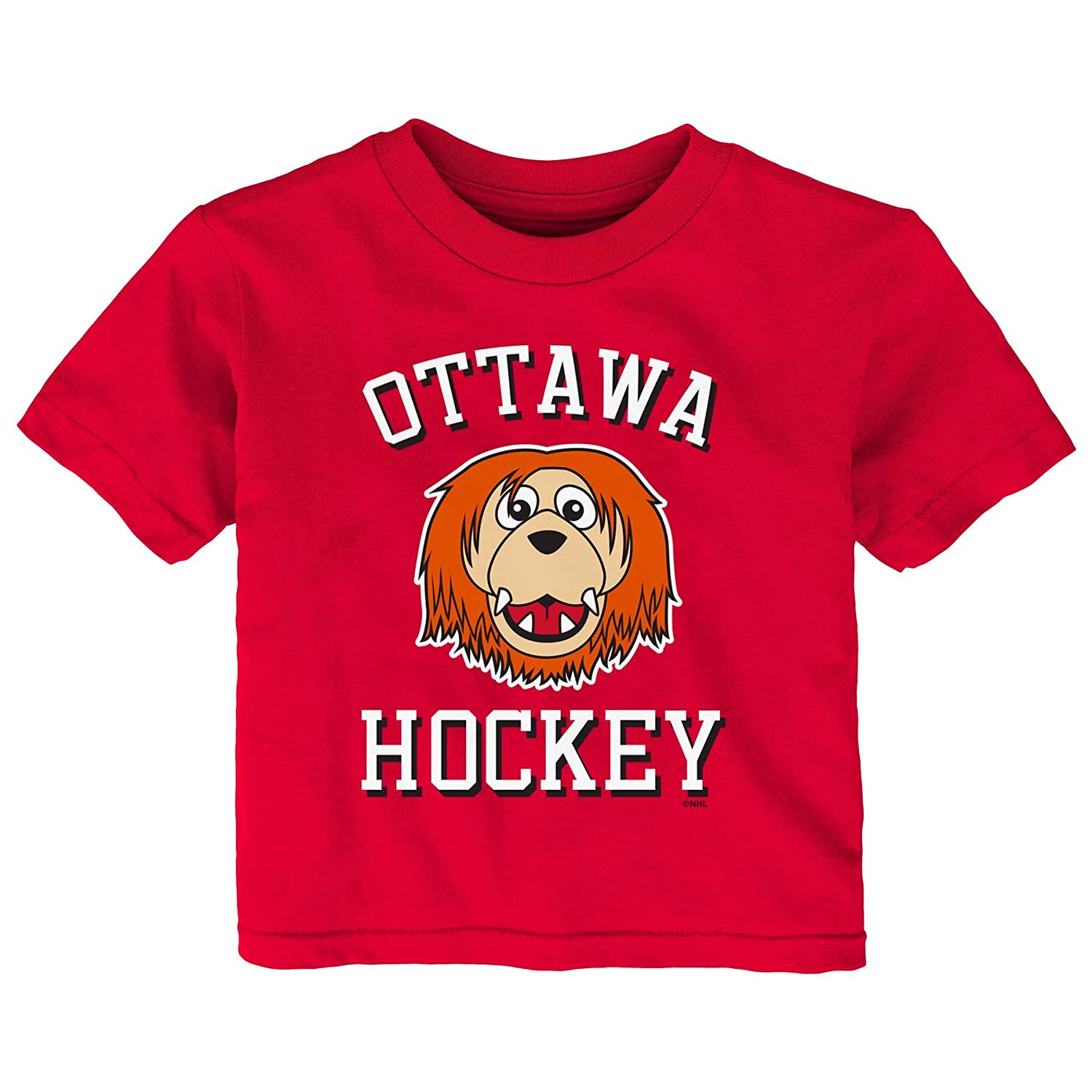 肌触りがいい (Ottawa Senators, 18 Months, (Ottawa Red) - NHL 18 NHL unisex-child
