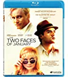 Two Faces of January [Blu-ray] (Bilingual) [Import]