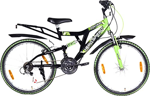 7. Hero Sprint Fazer 24T 18 Speed Cycle