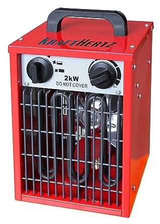 Fuerza Hertz calefactor eléctrico calefactor Industrial Estufa WDH-500AH kh02 2 kW