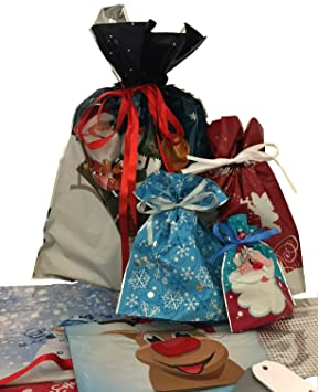 I Really Like The Idea Of These Gift Bags They Work Well Next Time Think Will Order Medium Large Size As Smaller Are Far To Small