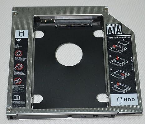 DeYoung 2 nd disco duro SATA HD SSD Caddy Adaptador para Acer ...