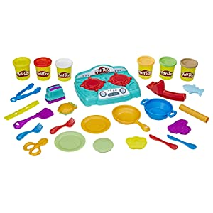 Play Doh Stovetop Super Playset (Amazon Exclusive)