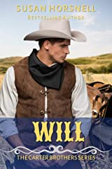 Will (The Carter Brothers Book 2) Kindle Edition