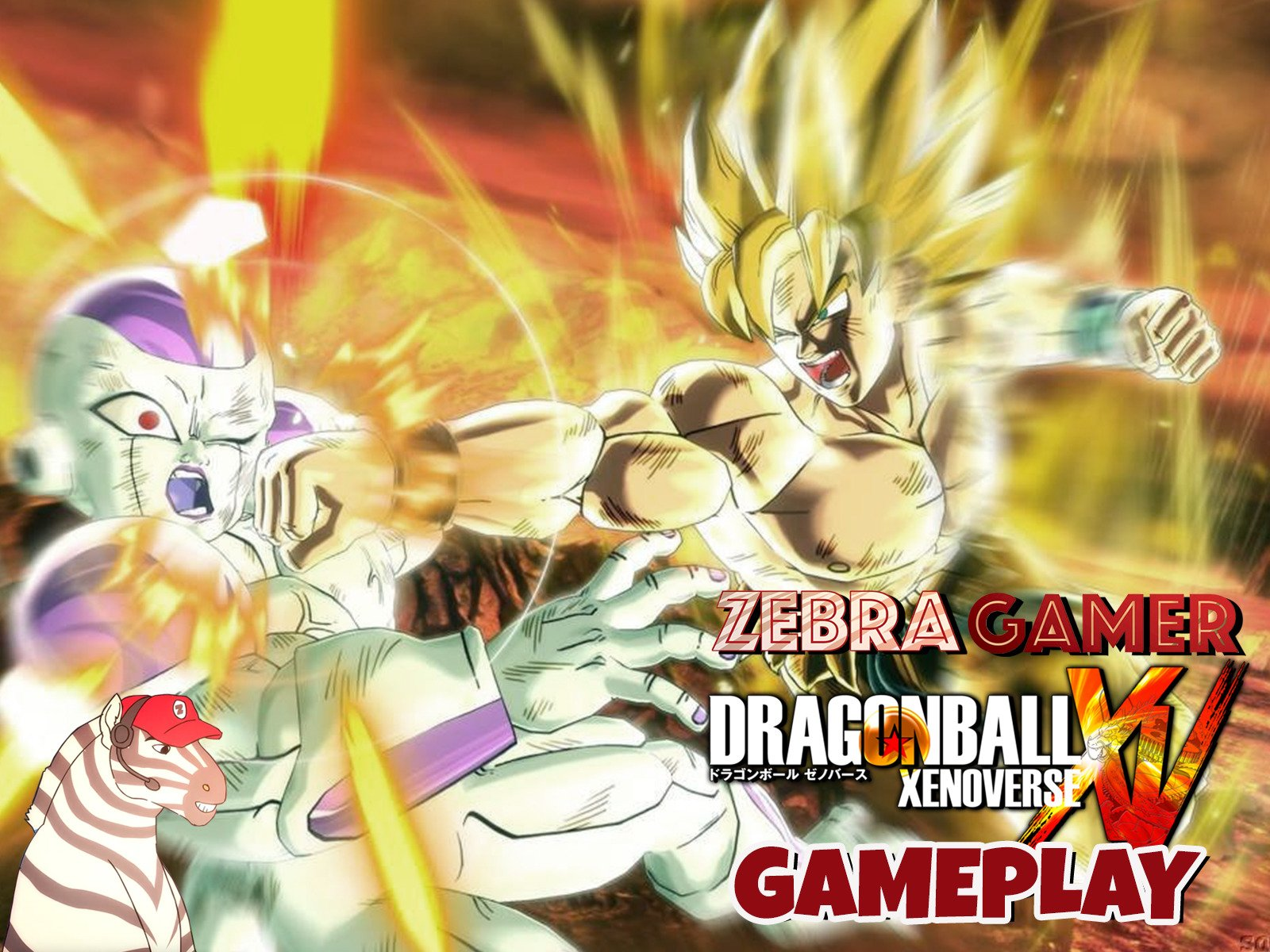 Dragon Ball Xenoverse Gameplay on Amazon Prime Video UK
