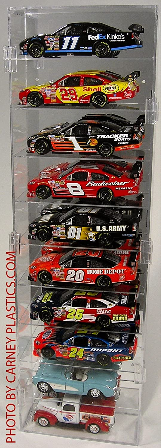 Amazon.com : Diecast Display Case 1:24 Scale 10 Car : Sports Related Display  Cases : Sports U0026 Outdoors