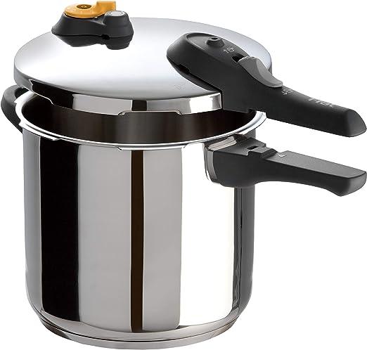 Amazon.com: T-fal olla a presión, utensilios de cocina de ...