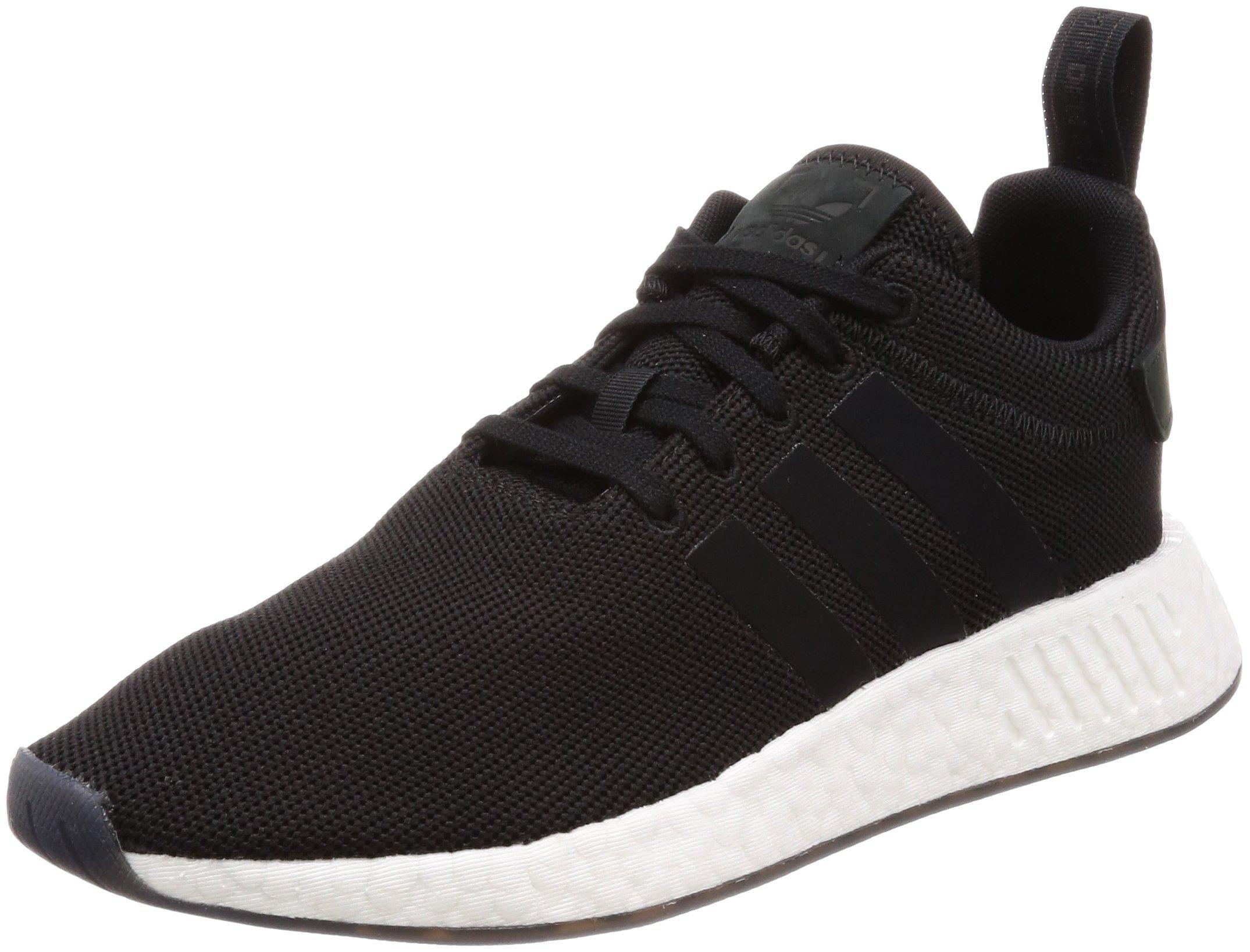 adidas Originals Unisex NMD R2 Sneakers Black in Size US 6.5 Men = 7.5 Women