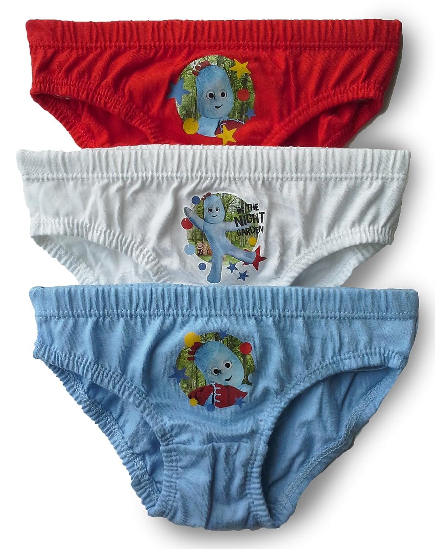 Boys Briefs Pants Underpants Underwear - 3 Pack