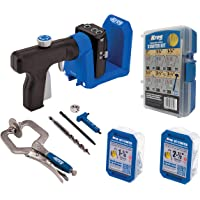 Kreg Pocket-Hole Jig 520PRO with SK04 Starter Pocket Hole Screw Kit