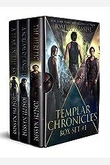 Templar Chronicles Box Set #1 (Templar Chronicles Omnibus) Kindle Edition