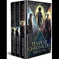 Templar Chronicles Box Set #1 (Templar Chronicles Omnibus)