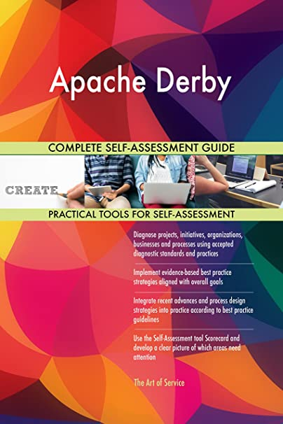Amazon com: Apache Derby Toolkit: best-practice templates