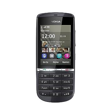 Nokia Asha 300 OTG - YouTube