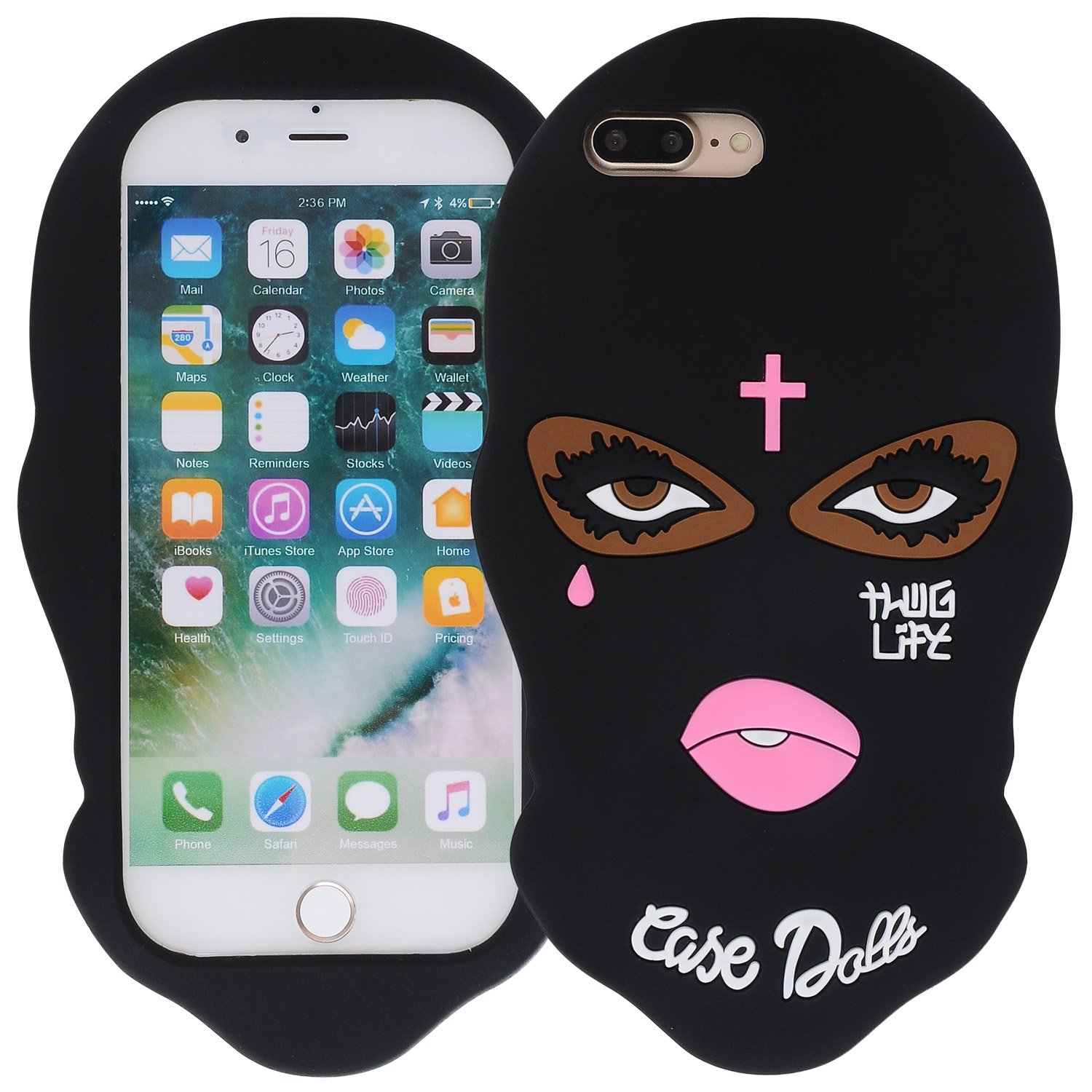 cases for iphone 8 plus 3 d