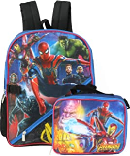 c5676f96b1 Amazon.com  Marvel Avengers  Infinity War Backpack  Shoes