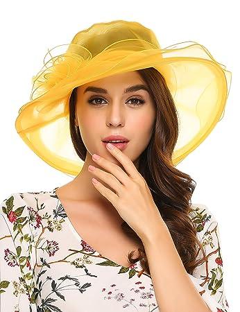 Amazon.com  Women s Kentucky Derby Hat b3349883e8df