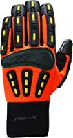 Seirus Innovation 8182 Workman Gripper Heavy Duty Impact Work Glove - TOP SELLER