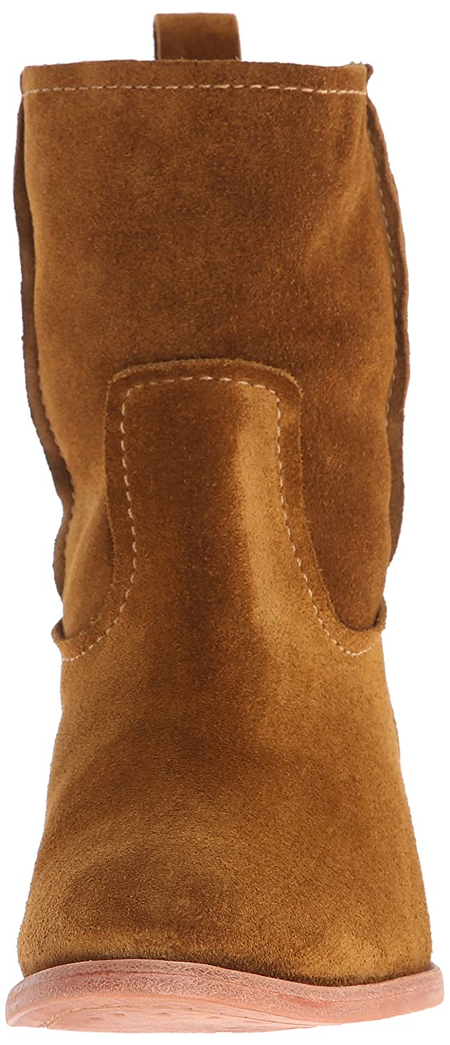 FRYE Women's Cara Short Suede US|Wheat Boot B01AA7VBSM 5.5 B(M) US|Wheat Suede ecbc6a