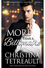More Than A Billionaire (The Sherbrookes of Newport Book 6) Kindle Edition