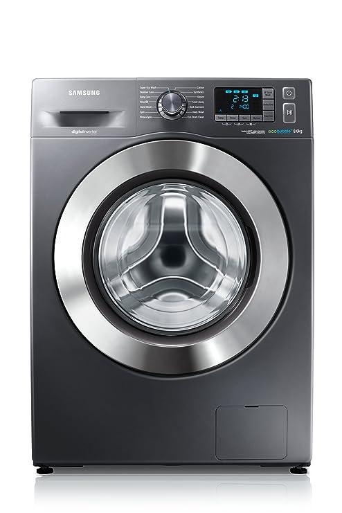 Samsung WF80F5E5U4X Independiente Carga frontal 8kg 1400RPM A+++ ...