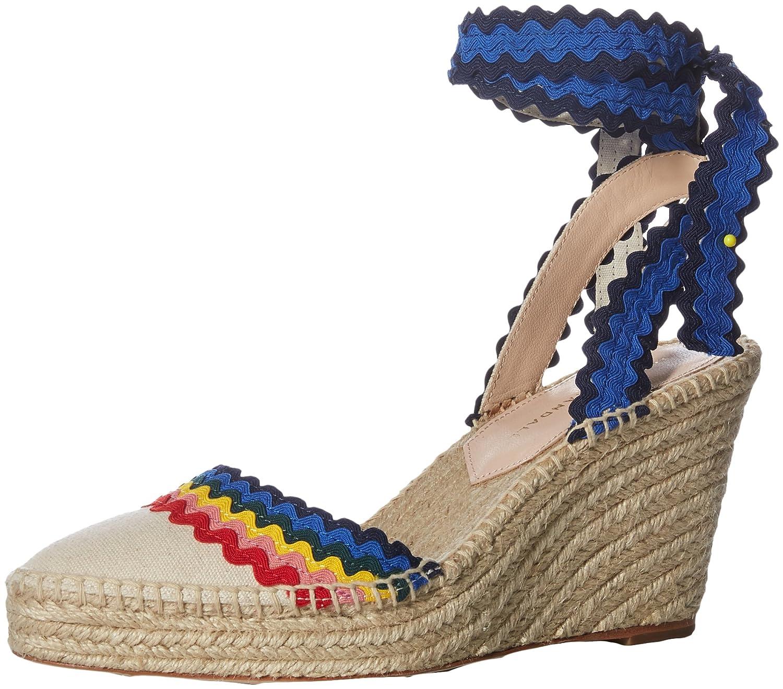 4b23e4846e0 Loeffler Randall Women's Ginny Espadrille Wedge Sandal