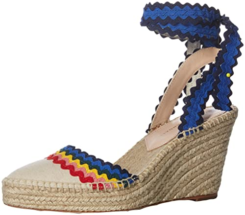 dc3ba8bc1b1 Loeffler Randall Women's Ginny Espadrille Wedge Sandal: Amazon.co.uk ...