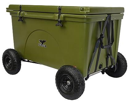 Amazon.com: Kit de ruedas de refrigeración Sherpa con ...