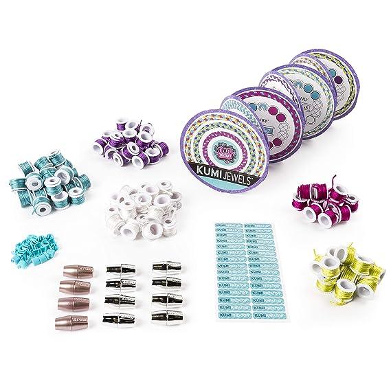 Cool Maker 6038304 Kumi Kreator - Kit de recambios para manualidades, Modelos surtidos: Amazon.es: Juguetes y juegos