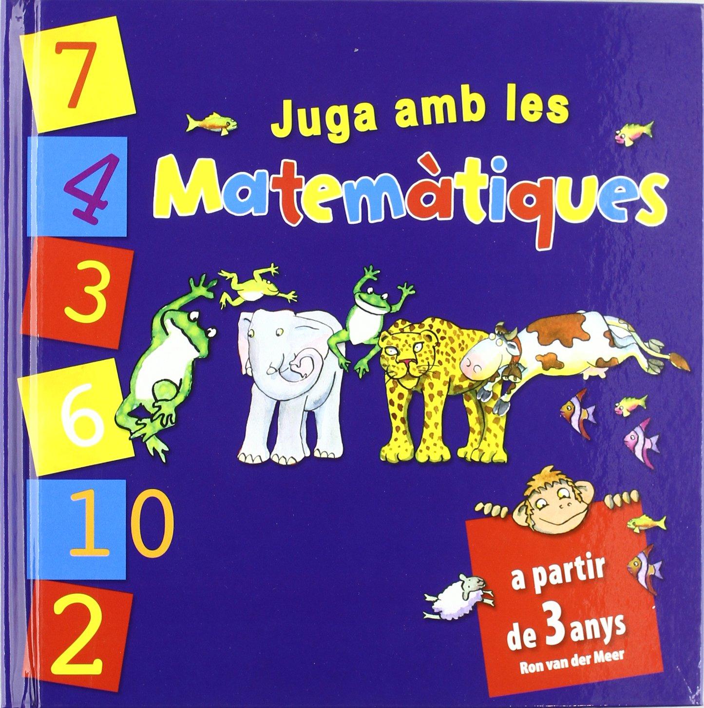 Juga amb les matematiques: Amazon.es: Van der Meer, Ron ...